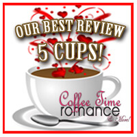 5 Cup (Star) Review for At the Heart of the Stone from Coffee Time Romance!
