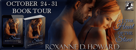 Blog Tour Info, Links, and Excerpt for At the Heart of the Stone
