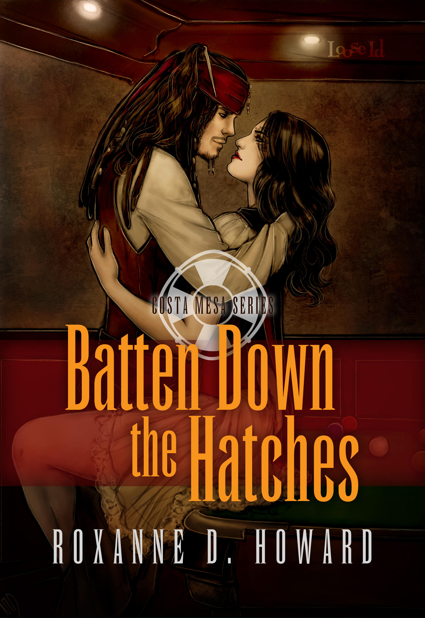 Cover Reveal for Batten Down the Hatches
