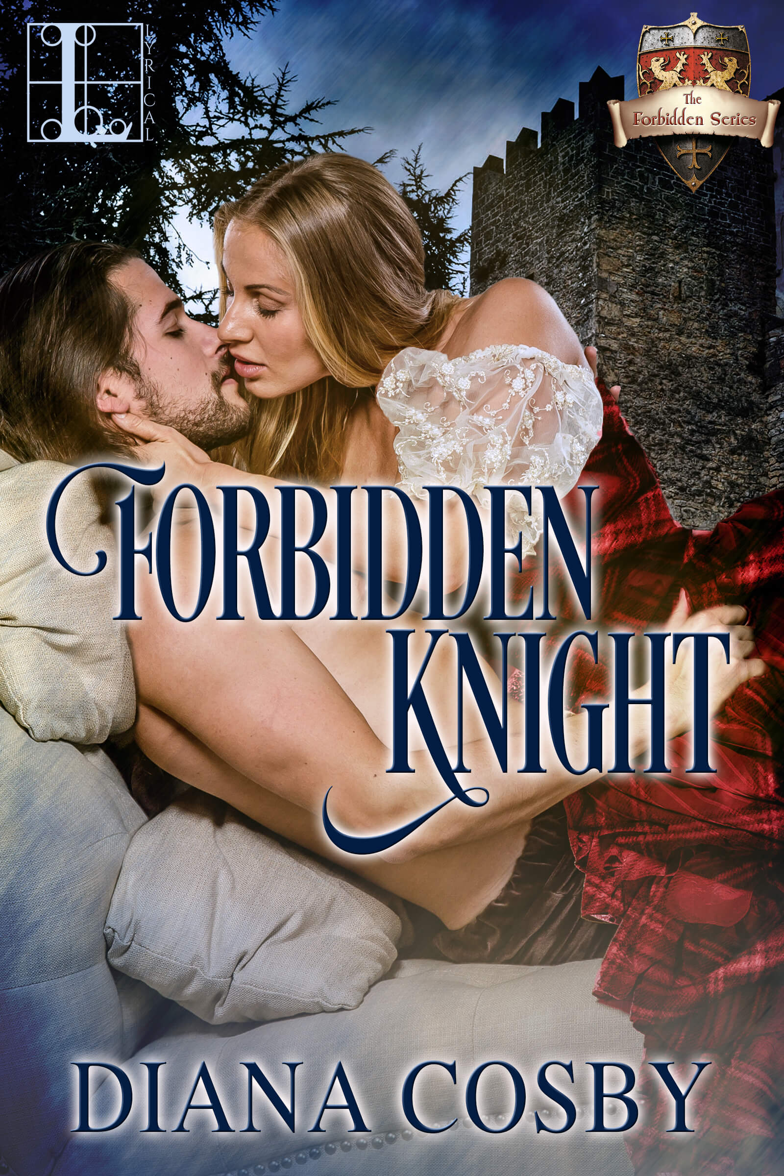 Guest Post: Diana Cosby's Forbidden Knight