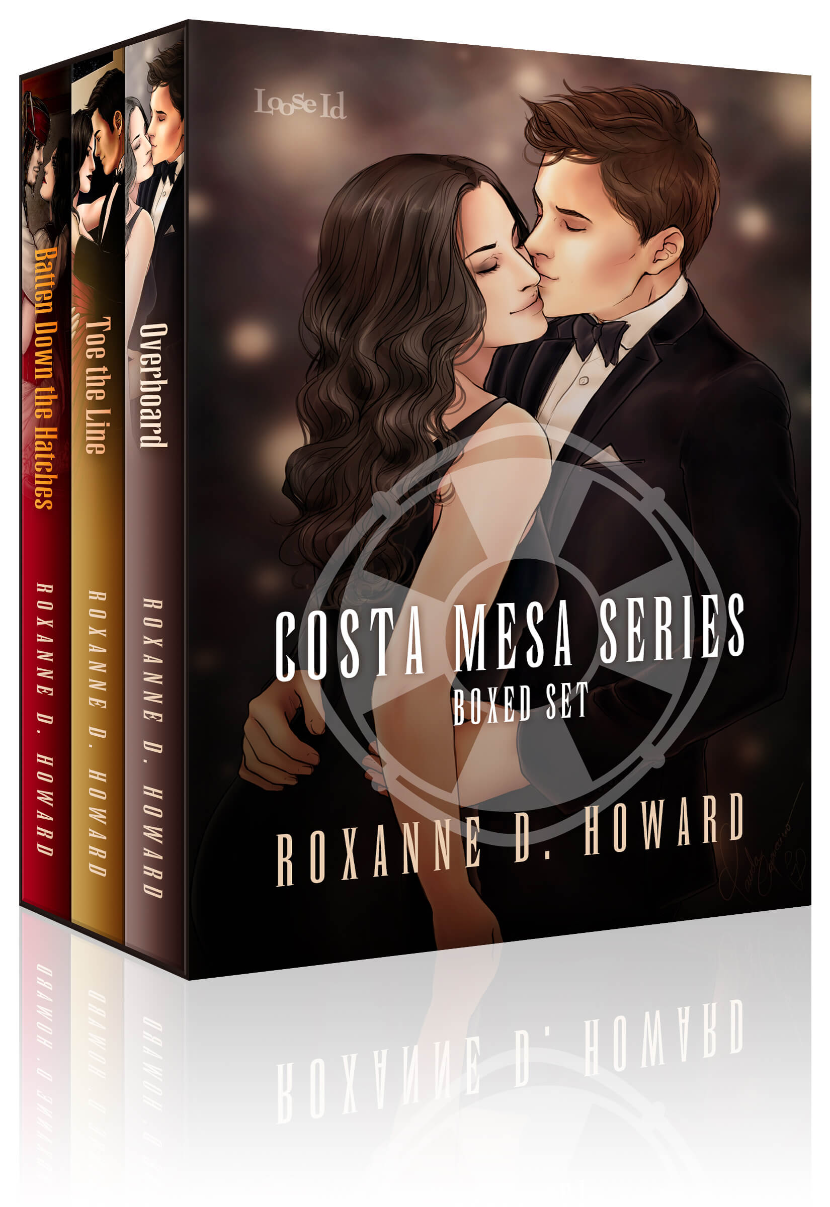 Costa Mesa Boxed Set and Autographed Paperback Giveaway!