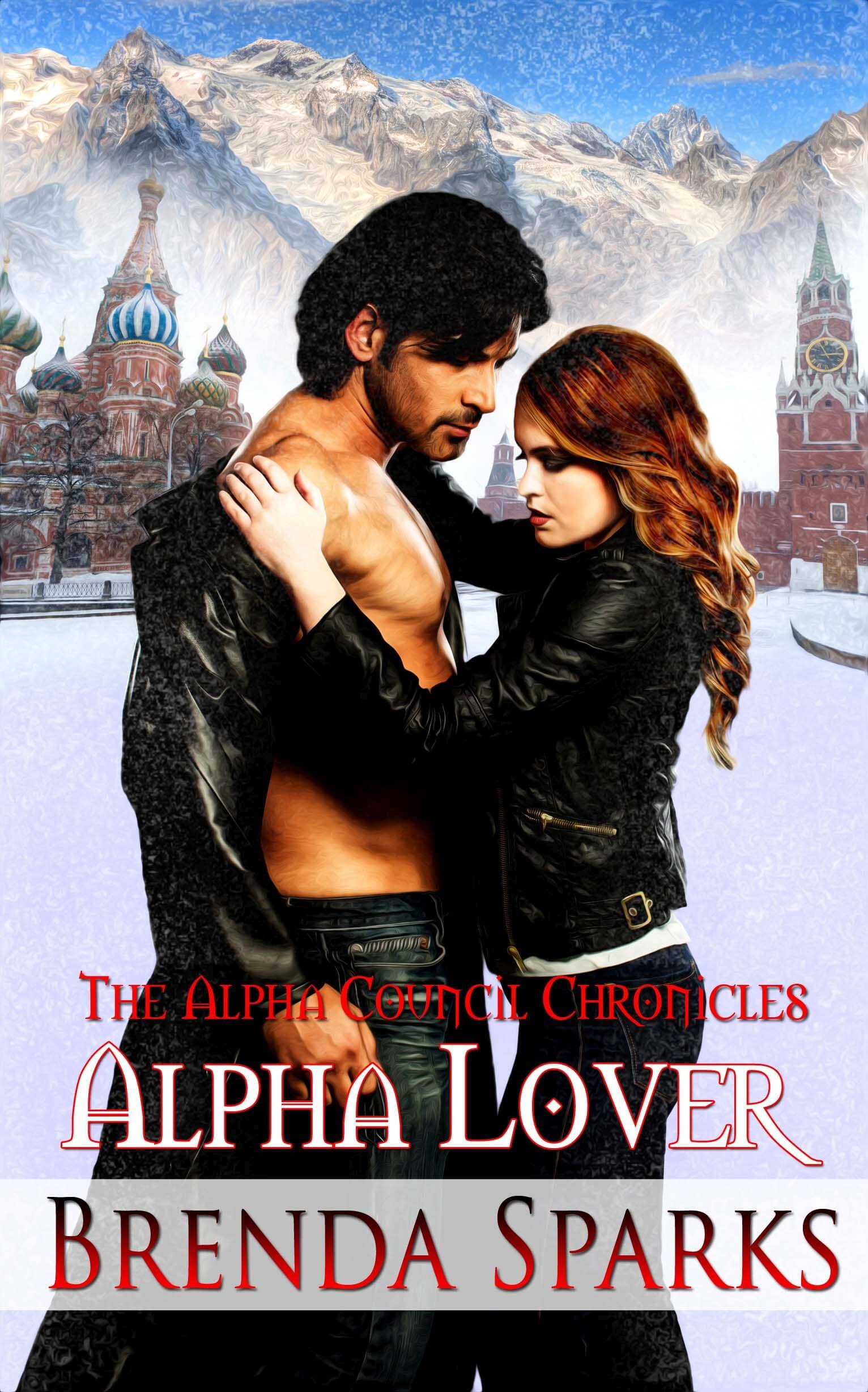 Showing some #AuthorLove for a Hot Paranormal #Romance, Alpha Lover, by Brenda Sparks
