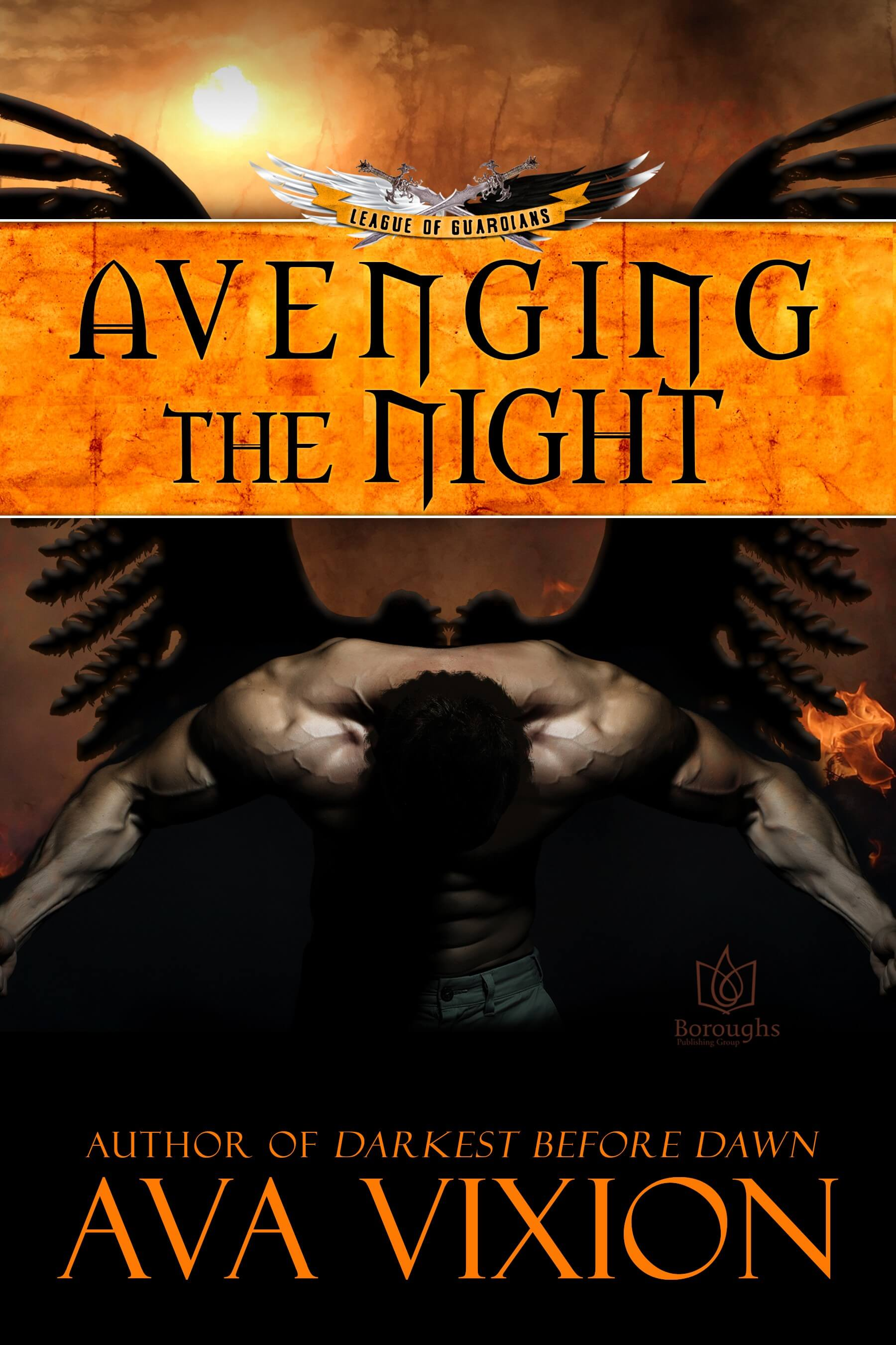 Ava Vixion's Avenging the Night – League of Guardians Series #boroughspubgrp #avavixion