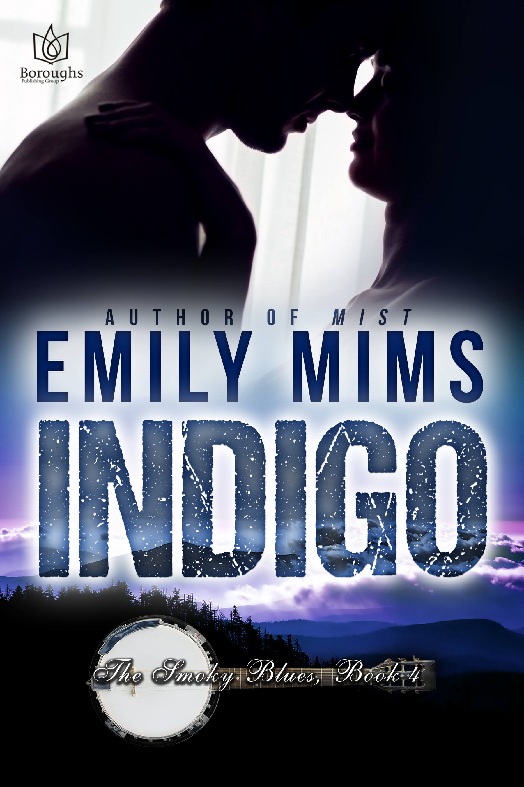 Indigo by Emily Mims #authorlove #newrelease #boroughspubgrp #emilymims