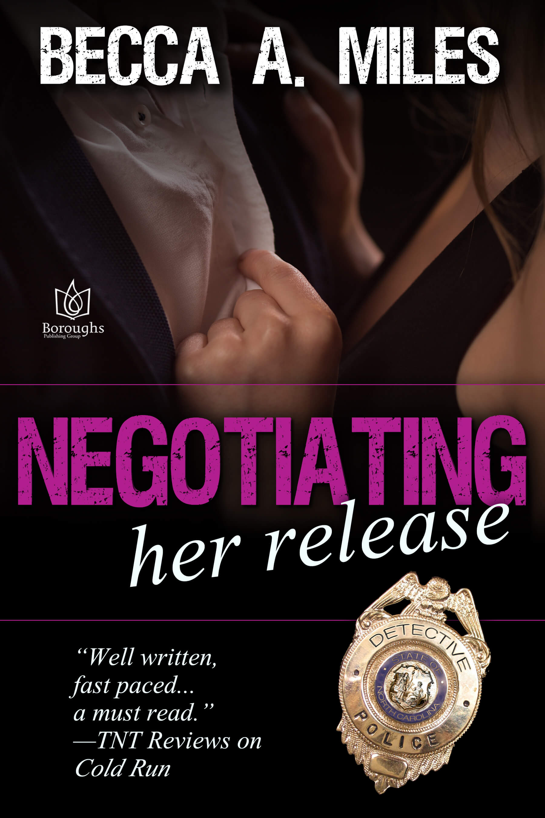 Negotiating Her Release by #BeccaMiles #authorlove #boroughspubgrp