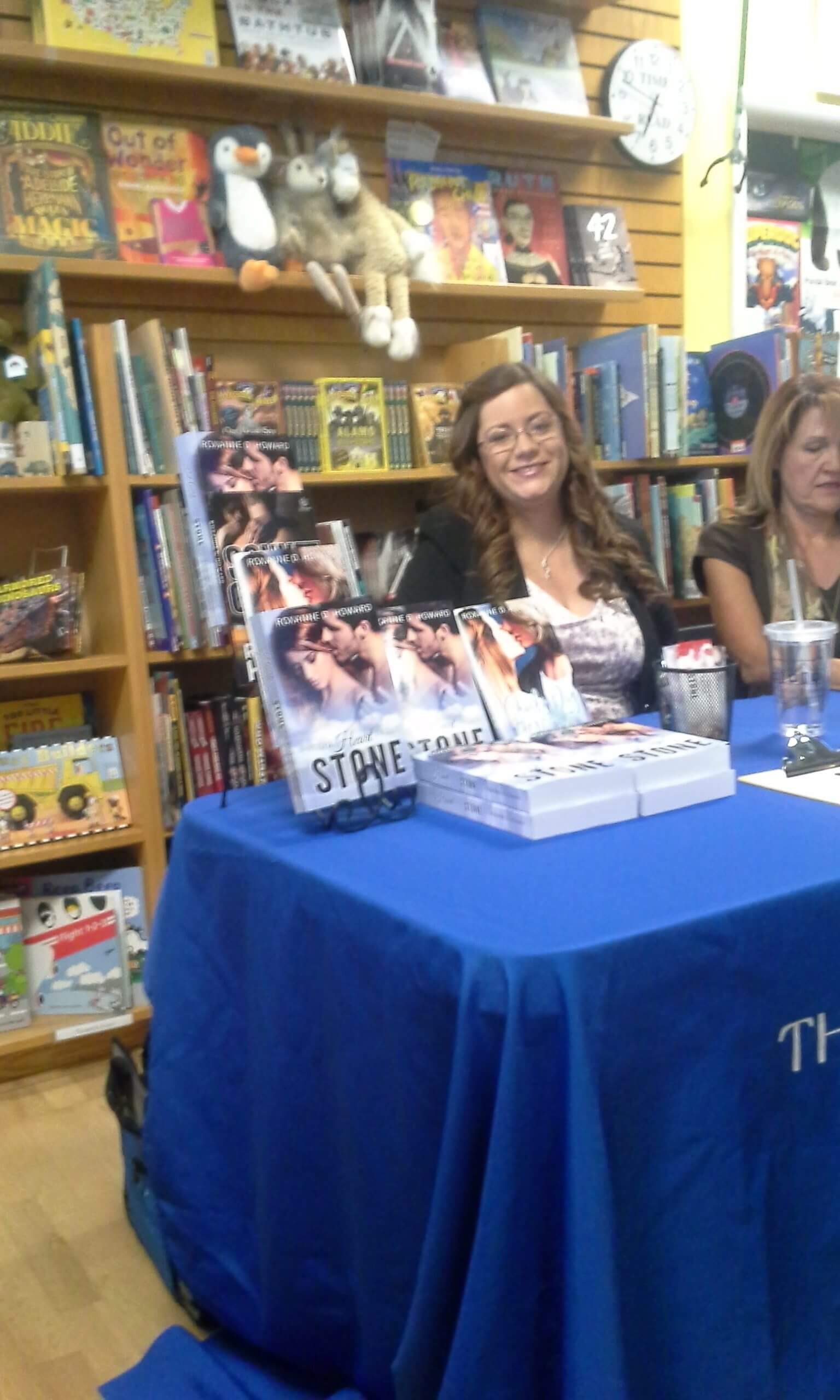 October Paperback Giveaway and Upcoming Signing Event