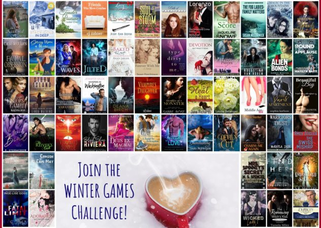 Winter Games Reader Challenge