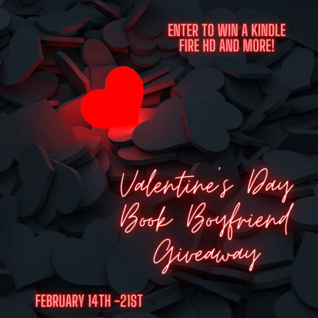 Valentine's Day Bookfair & Giveaway